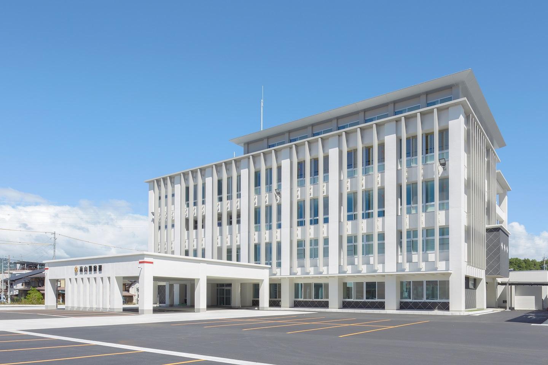 高山警察署庁舎